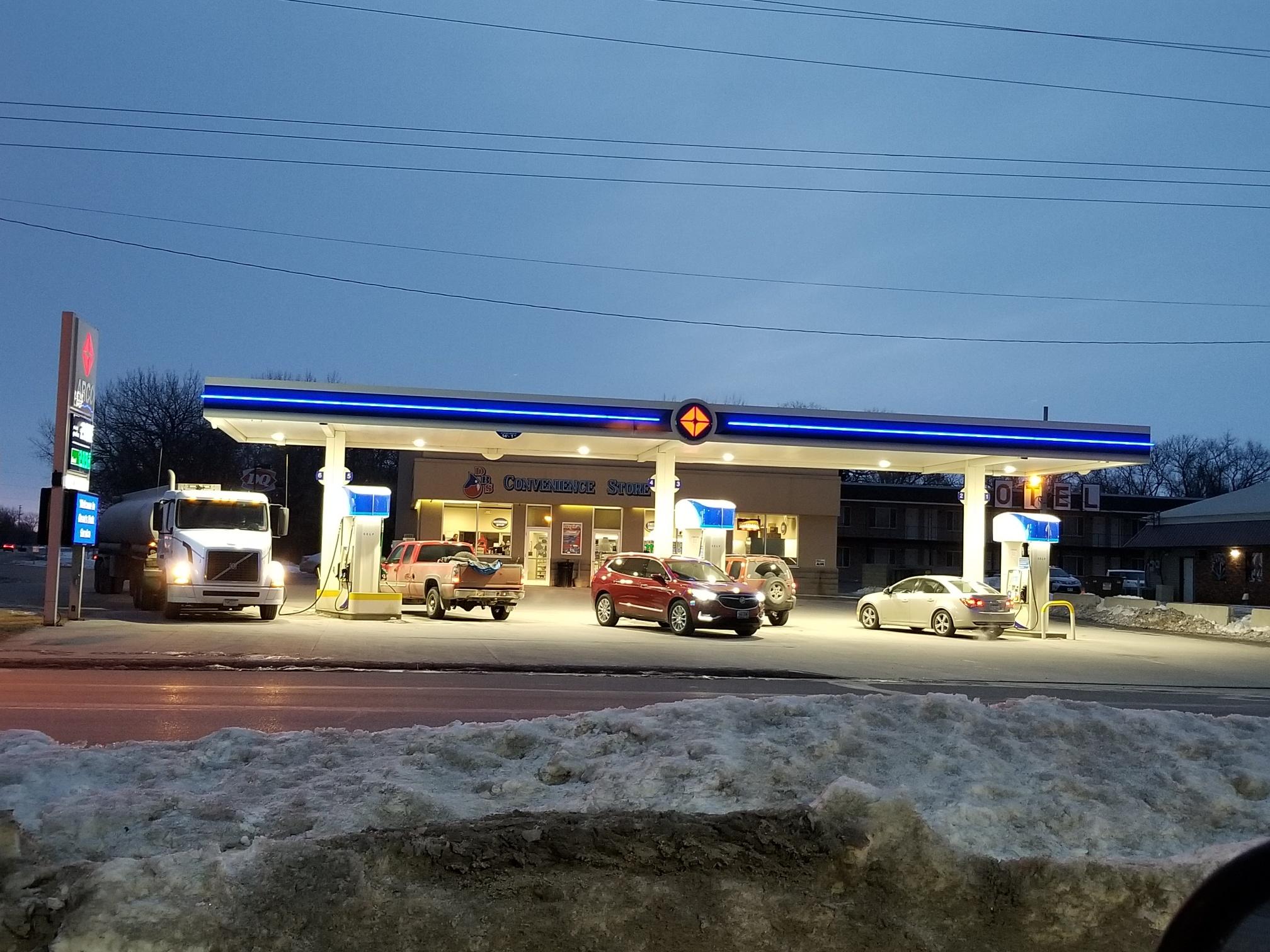 Fuels Wholesale - Dean's Bulk Service Oil